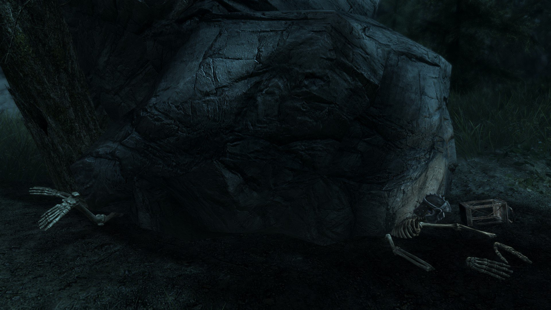 video games, The Elder Scrolls V: Skyrim Wallpaper