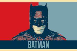 Batman, Justice League, Poster, DC Comics, Hope posters