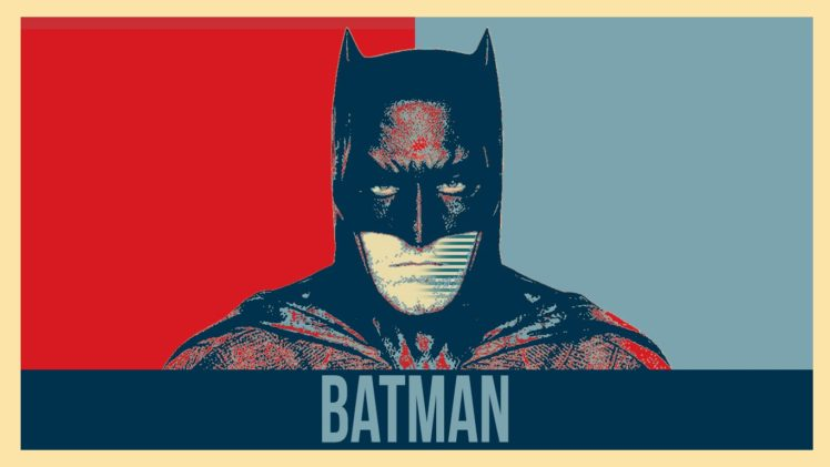 Batman, Justice League, Poster, DC Comics, Hope posters HD Wallpaper Desktop Background