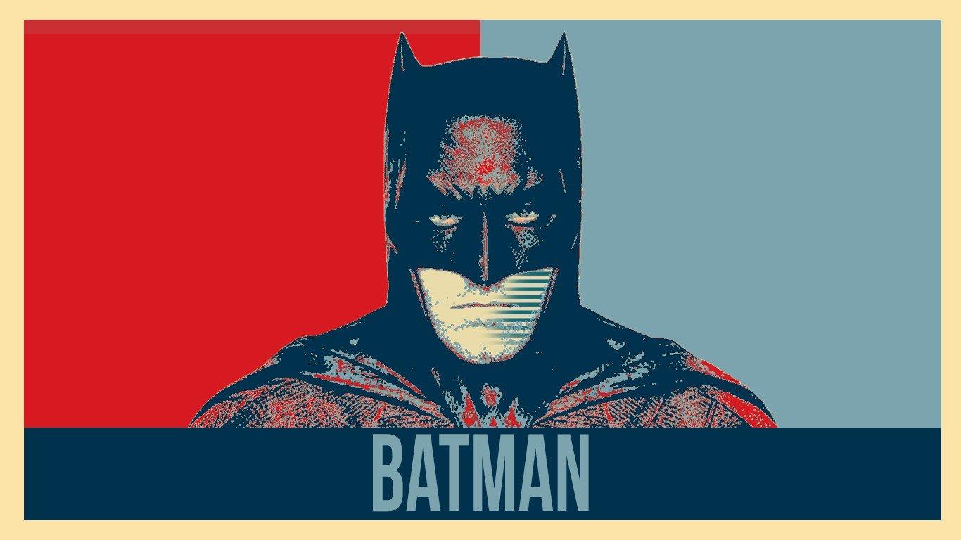 Batman, Justice League, Poster, DC Comics, Hope posters Wallpaper
