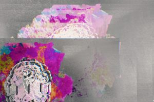 glitch art, Abstract