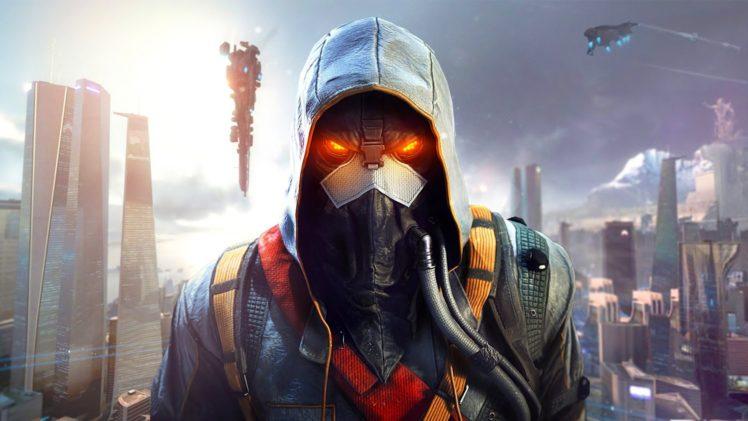 Killzone: Shadow Fall, Video games HD Wallpaper Desktop Background