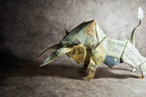 paper, Animals, Origami