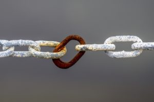 metal, Chains, Rust