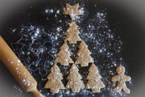 cake, Christmas, Food