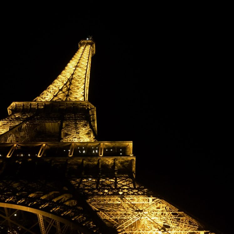 Eiffel Tower Paris Night Hd Wallpapers Desktop And Mobile Images Photos