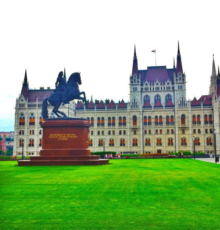 city, Budapest, Hungary, Hungarian Parliament Building HD Wallpaper Desktop Background