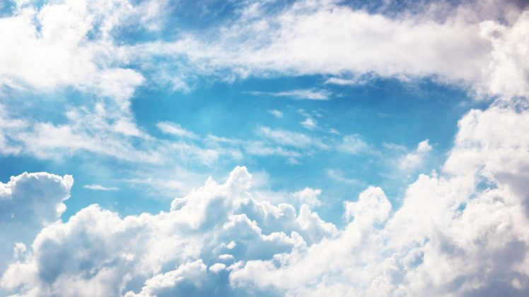 clouds, Sky HD Wallpaper Desktop Background