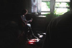 Ellie, The Last of Us, Guitar