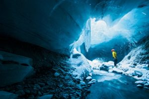 men, Ice, Cave, Nature, Long exposure