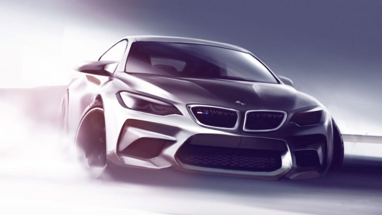 Bmw Concept Cars Car Drawing Hd Wallpapers Desktop And