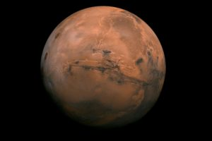 Mars, Planet, Solar System, Space