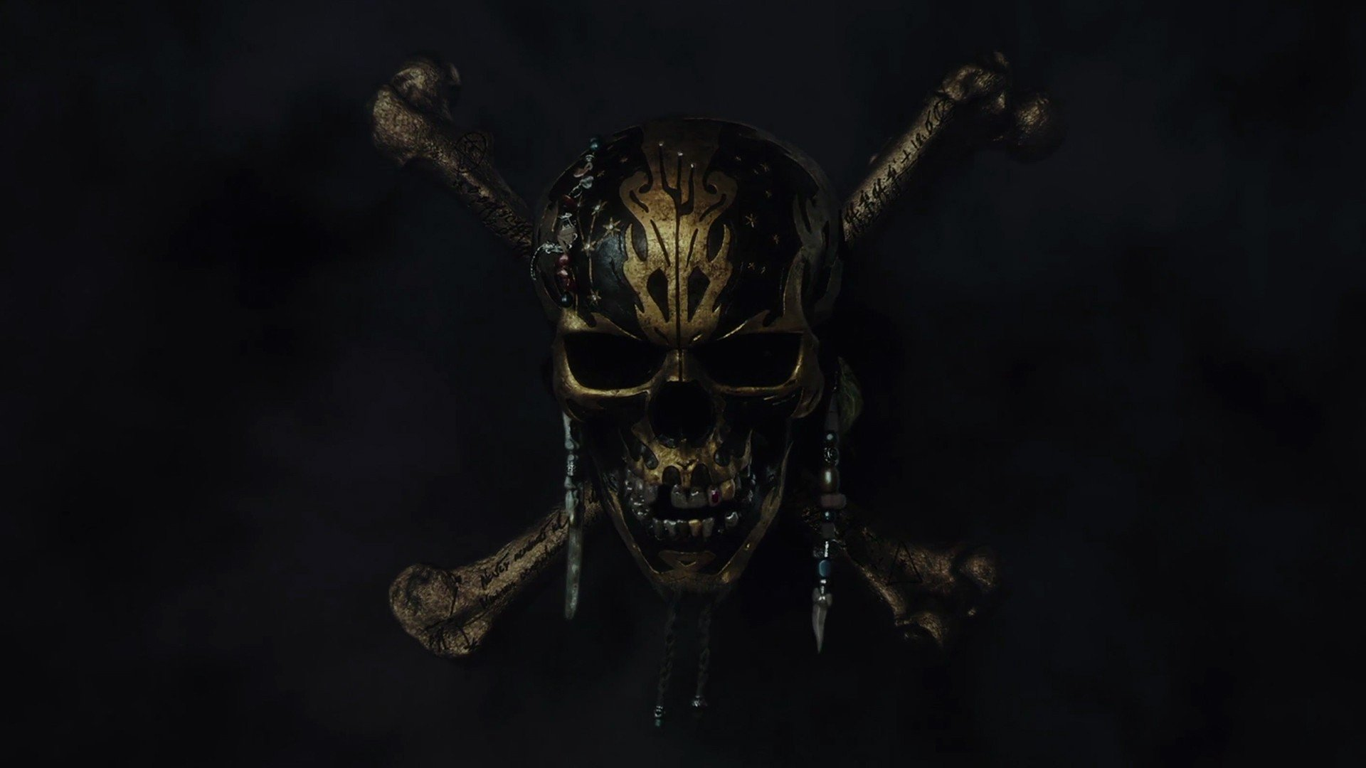 Pirates Of The Caribean Wallpaper: Skull, Pirates Of The Caribbean HD Wallpapers / Desktop