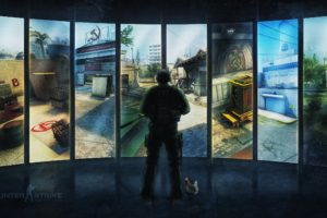 gamers, Counter Strike: Global Offensive, Video games