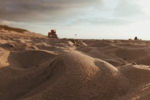 landscape, Phone camera, Sand