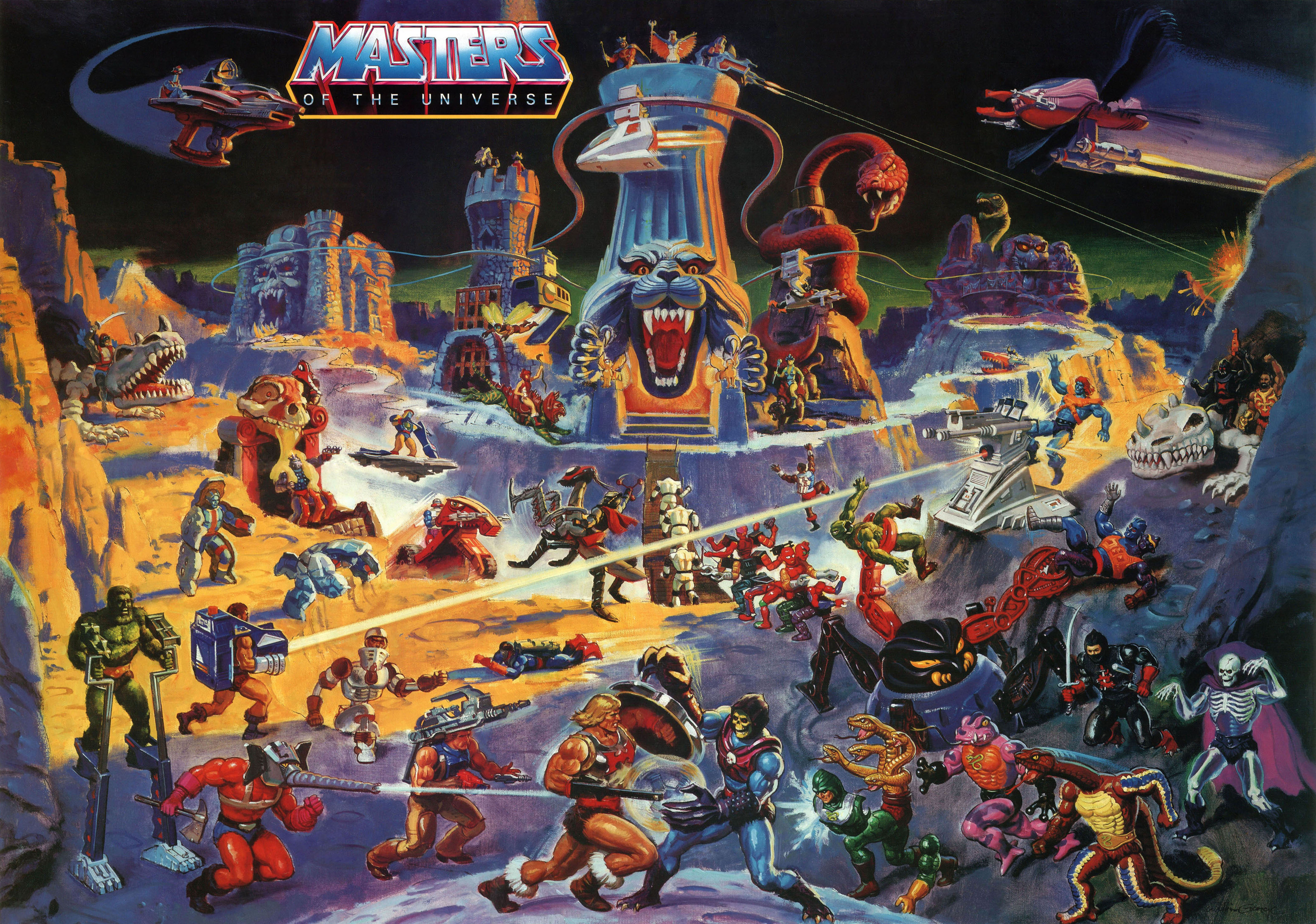 Skeletor He Man He Man And The Masters Of The Universe Hd