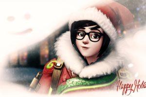 Mei (Overwatch), Overwatch, Christmas