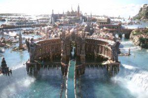 Final Fantasy XV, Video games, Altissia