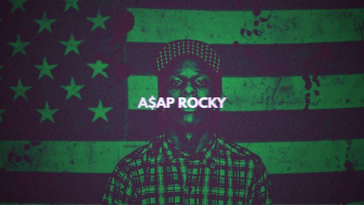 ASAP Rocky, Photoshop HD Wallpaper Desktop Background
