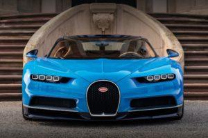 car, Bugatti, Bugatti Chiron