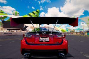 forza horizon 3, Lexus, Rocket Bunny, Car, Video games