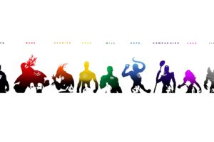 Green Lantern, Larfleeze, Atrocitus, DC Comics, Superhero, Emotional Spectrum, Hal Jordan, Sinestro