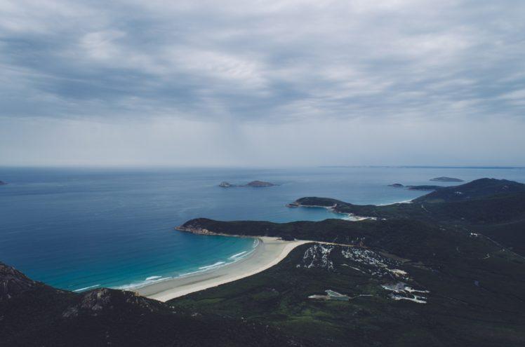 nature, Water, Trees, Sea HD Wallpaper Desktop Background