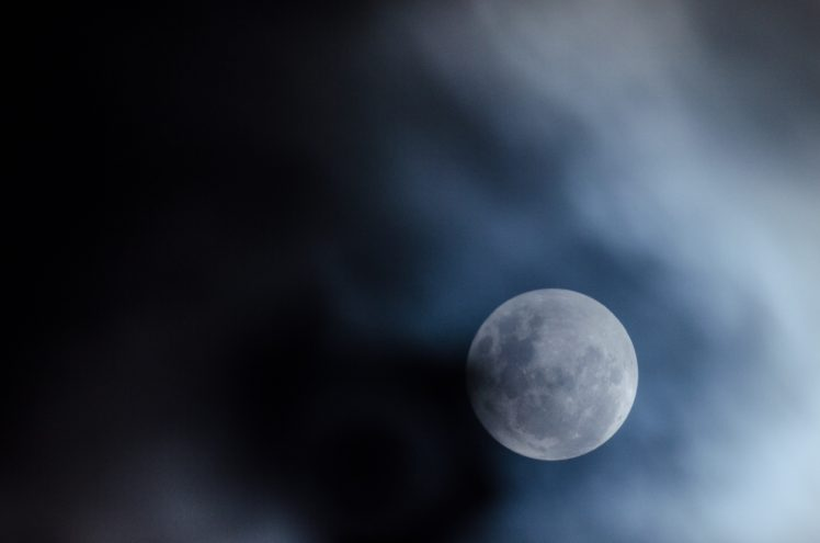 nature, Moon, Sky HD Wallpaper Desktop Background