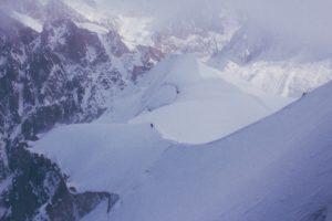 nature, Snow, Mountains