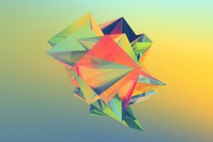 Justin Maller, Abstract, Facets