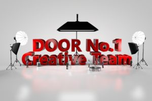 door, Team, Creativity, 3D