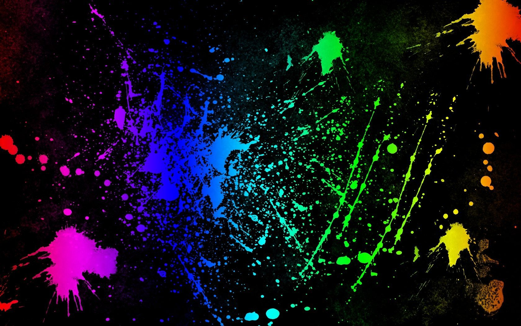 Colorful paint splatter hd wallpapers desktop and - Best laptop wallpapers 2017 ...