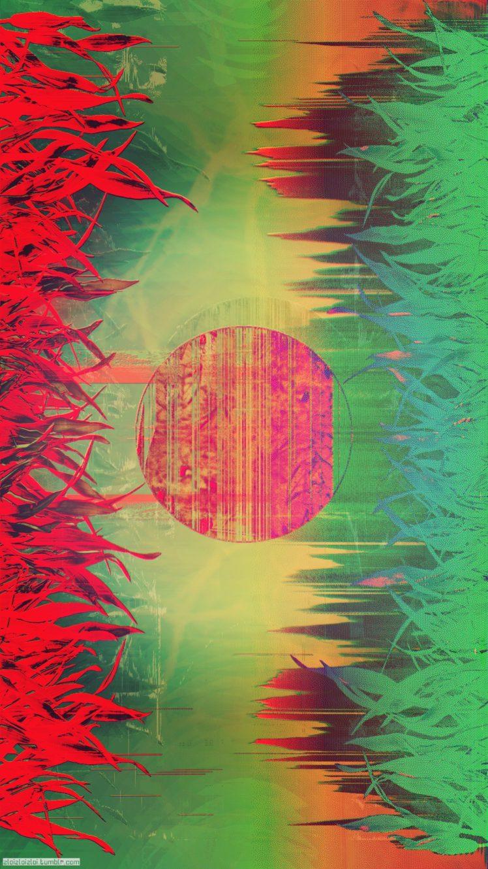 glitch art, Abstract, Vaporwave, LSD HD Wallpaper Desktop Background