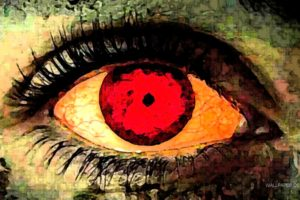 eyes, Zombies