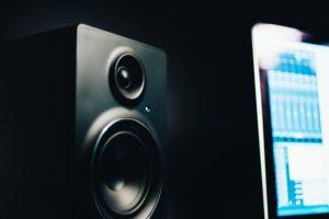 speakers, Window, Music