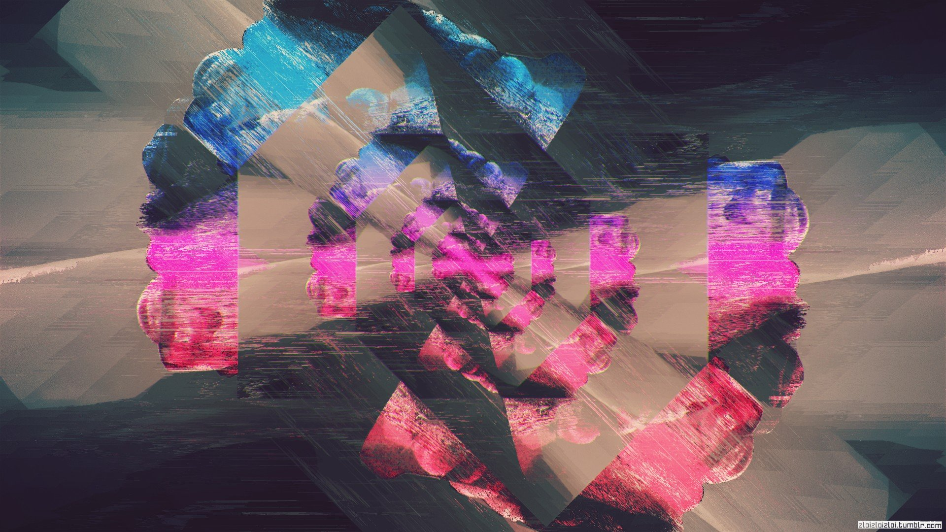Glitch Art Wallpapers Hd Desktop And Mobile Backgrounds: Glitch Art, Abstract HD Wallpapers / Desktop And Mobile