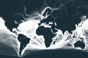 world map, Map, Continents, Shipping