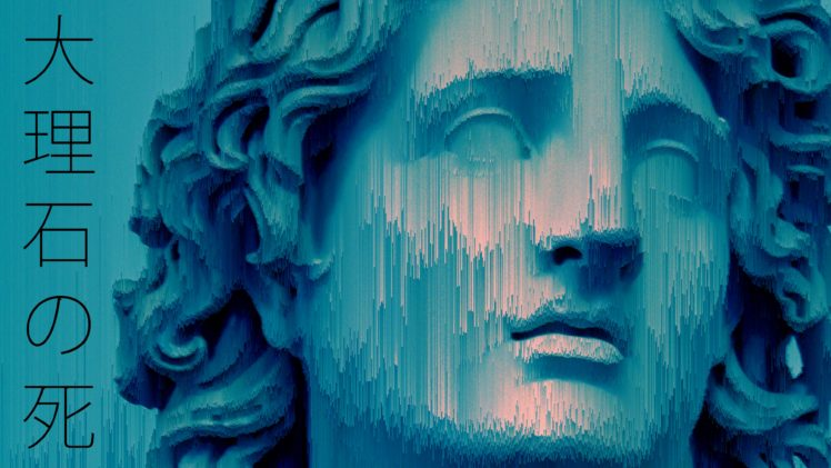 Statue Glitch Art Vaporwave Hd Wallpapers Desktop And Mobile Images Photos