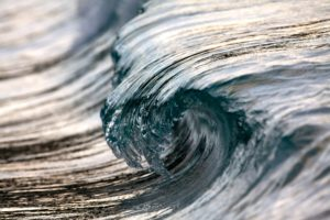 Pierre Carreau, Nature, Water, Sea, Waves, Photography, Reflection, Closeup