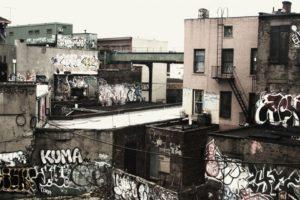 ghetto, City