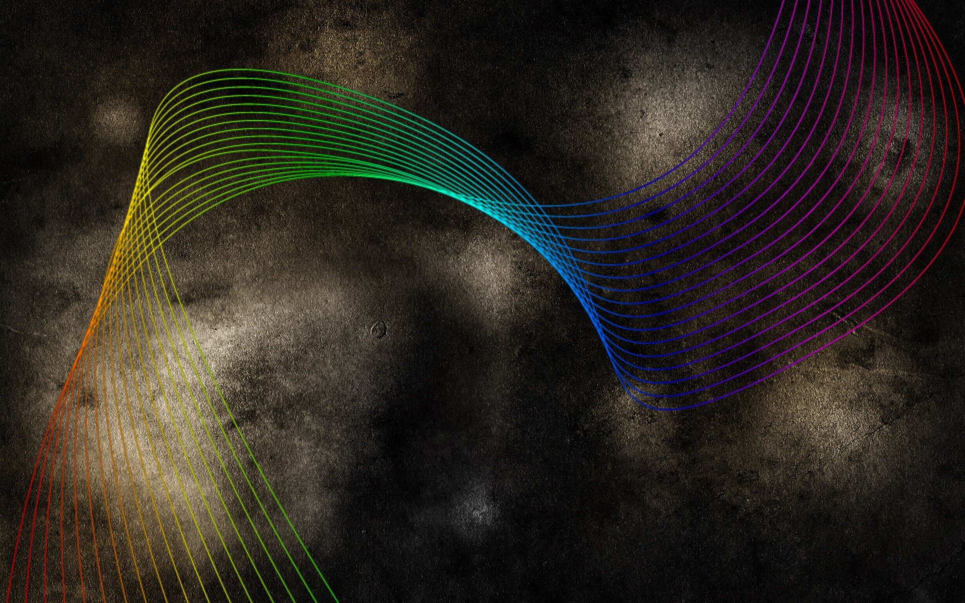 lines, Colorful Wallpaper