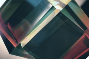 cube, Minimalism, Abstract, Prism
