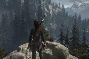 Lara Croft, Tomb Raider, PlayStation 4