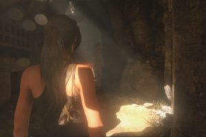 Lara Croft, Tomb Raider, PlayStation 4