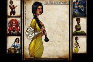 Nynaeve al&039;Meara, The Wheel of Time, Concept art