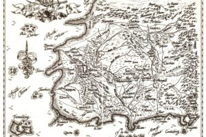 The Wheel of Time, Map