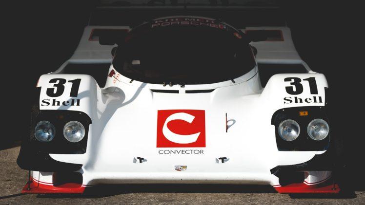 Race Cars Porsche 962 Photography Hd Wallpapers Desktop And