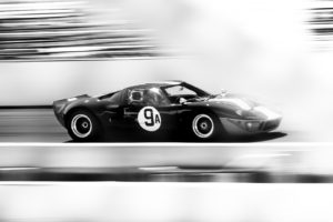 race cars, Ford USA, Ford GT40, Photography