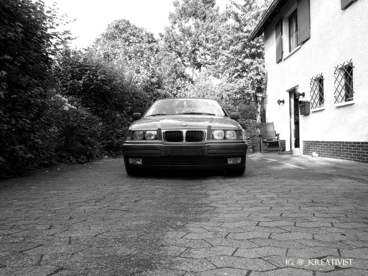 Bmw Bmw E36 Monochrome Hd Wallpapers Desktop And Mobile