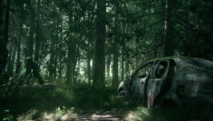 The Last of Us, Part II, Apocalyptic, Video games, Forest HD Wallpaper Desktop Background